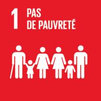 ODD #1 - Éradication de la pauvreté