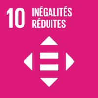 ODD #10 - Réduction des inégalités