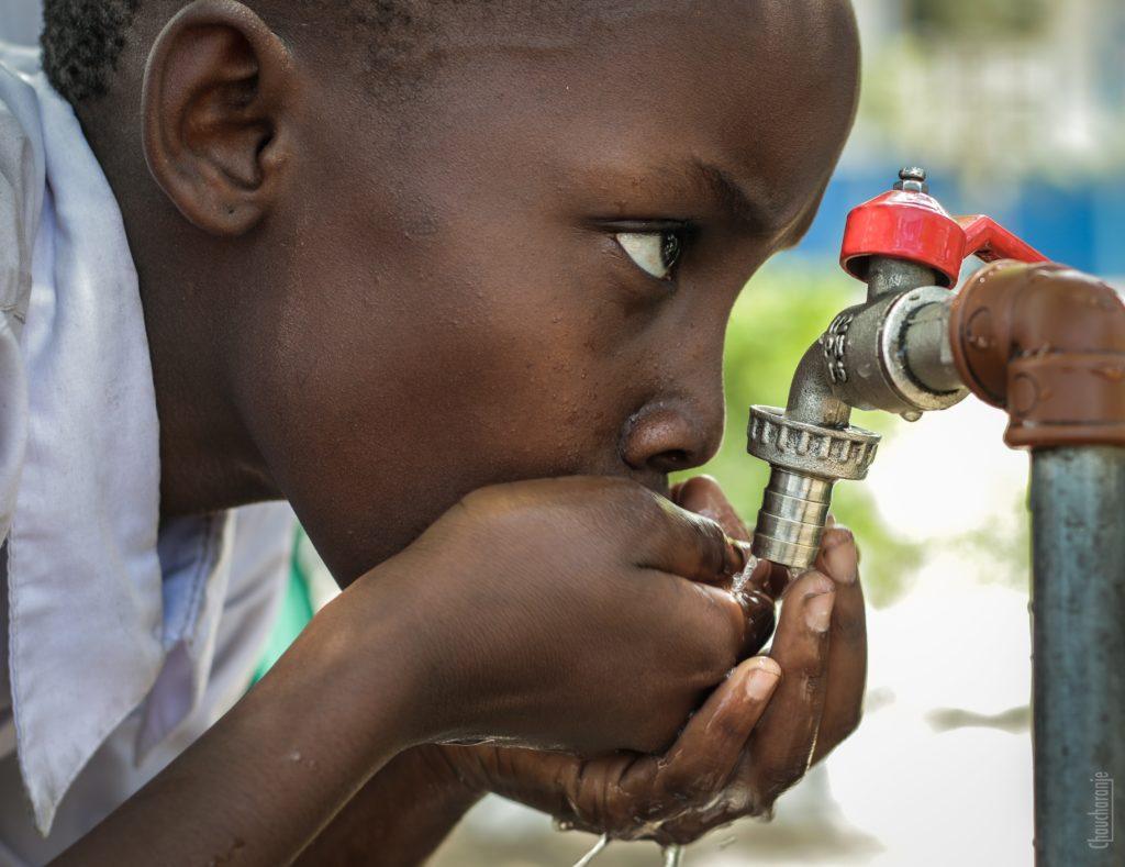 L'accès à l'eau reste un véritable enjeu de développement
