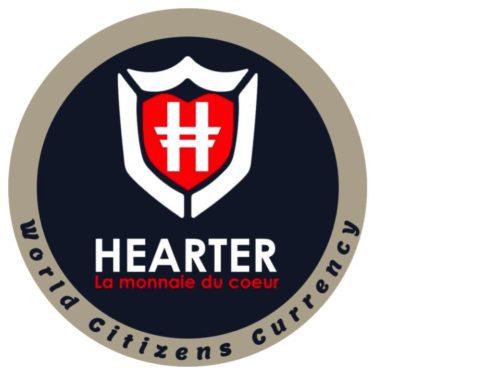 """Hearter """"La monnaie du coeur"""""""