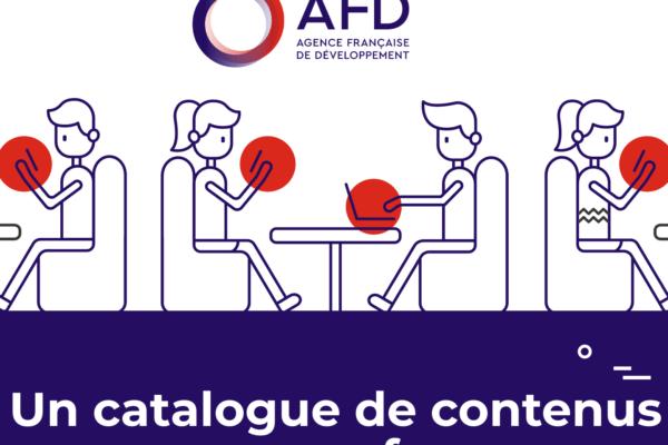 Edflex, plateforme pédagogique de l'AFD